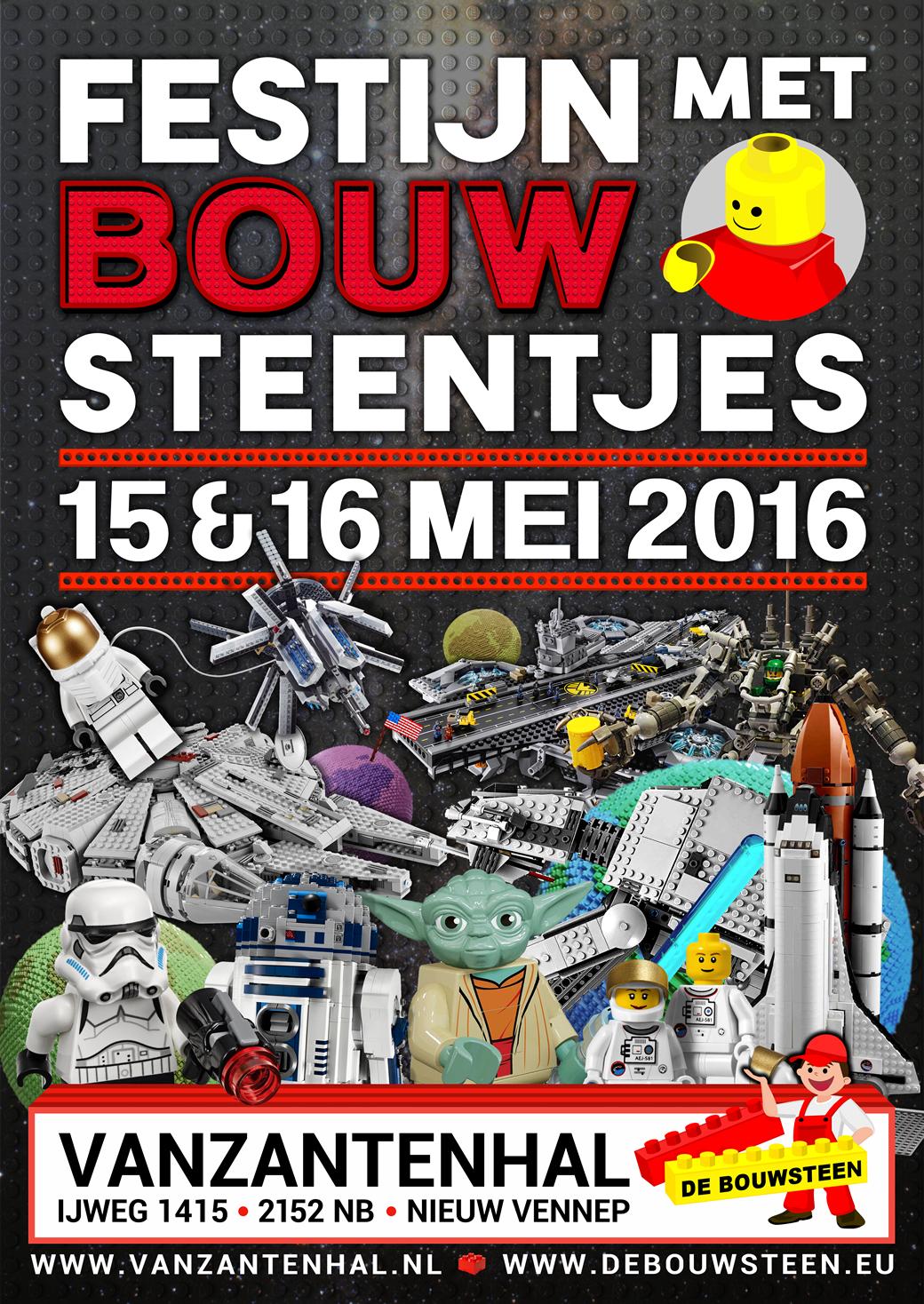 NieuwVennep poster legofestijn 2016 space